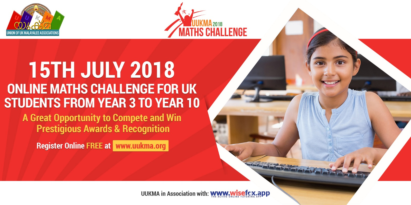 UUKMA Maths Challenge